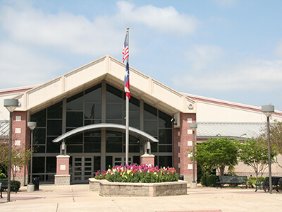 Clay Madsen Recreation Center - Racquetball in Round Rock