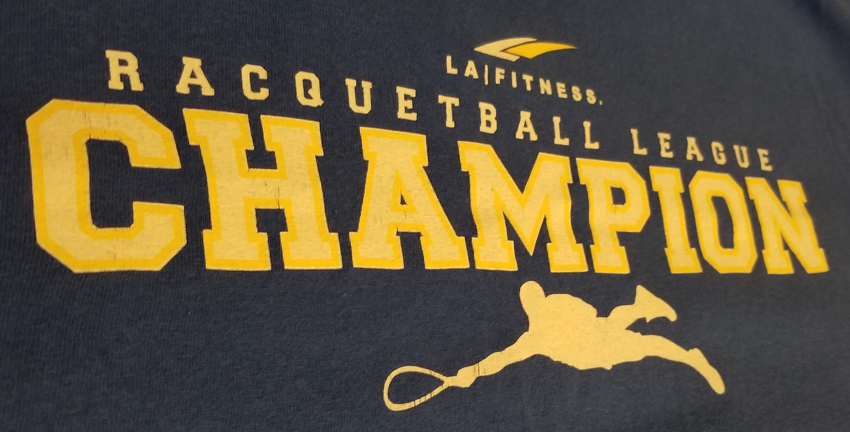 LA Fitness Racquetball League