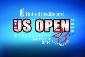 2018 US Open Racquetball Tournament