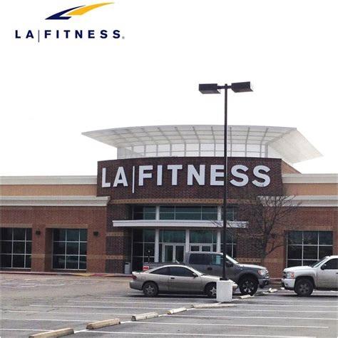 LA Fitness South Lamar Austin Texas Racquetball