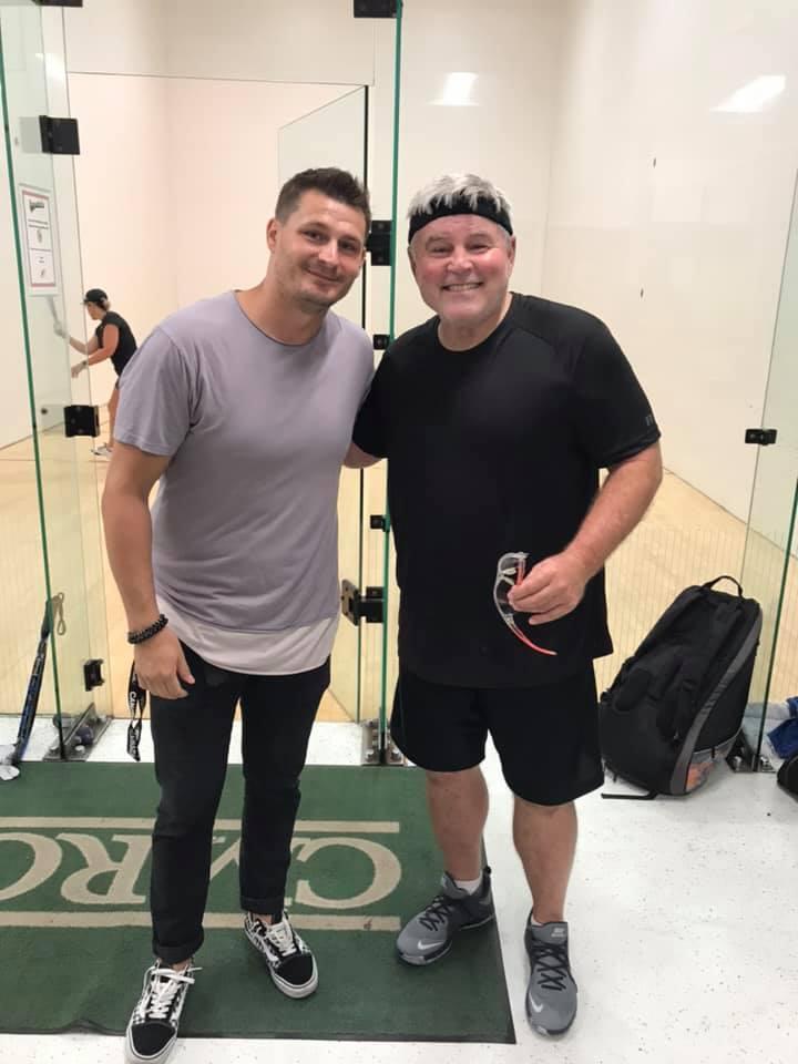Racquetball Pros