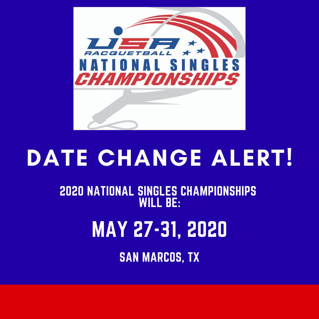 USA National Singles 2020